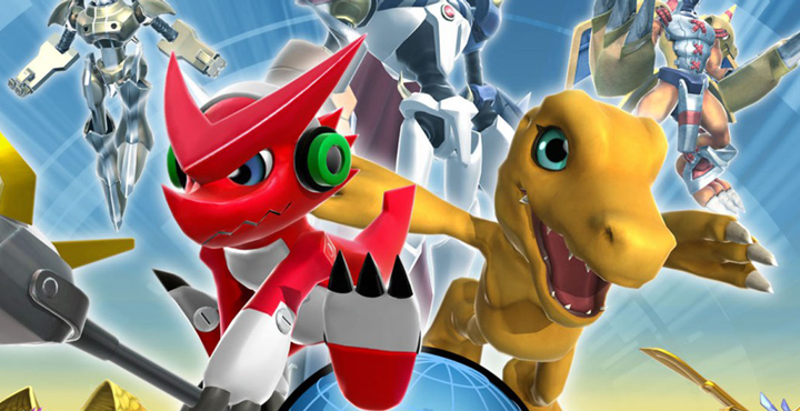 Foto de Digimon All-Star Rumble