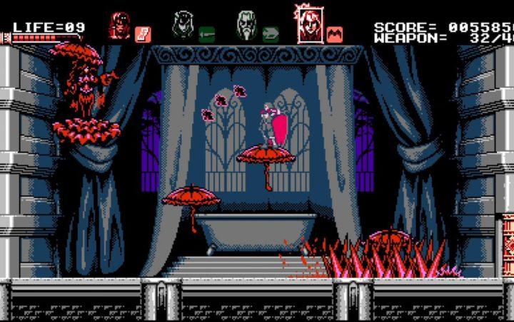 Foto de Precuela en 8-Bits de Bloodstained se retrasa en Xbox One