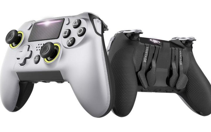 Foto de SCUF Vantage: El nuevo mando personalizable de PS4