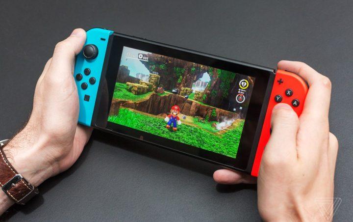 Foto de Ahora puedes comprar Switch sin dock en Japón