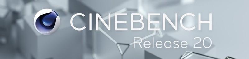 Cinebench R20 Release 20