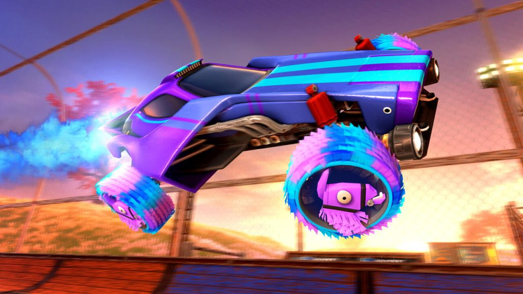 Rocket League - Power Gaming