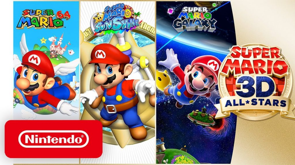 Super Mario 3D All-Stars - Power Gaming