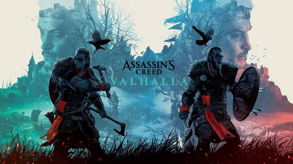 Assassin's Creed Valhalla PS5 Xbox