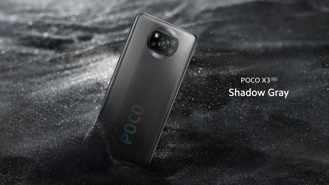Xiaomi POCO X3 NFC Shadow Grey