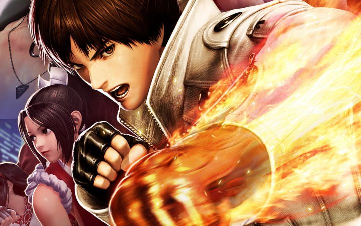 Foto de King of Fighters XV revela sus primeros personajes