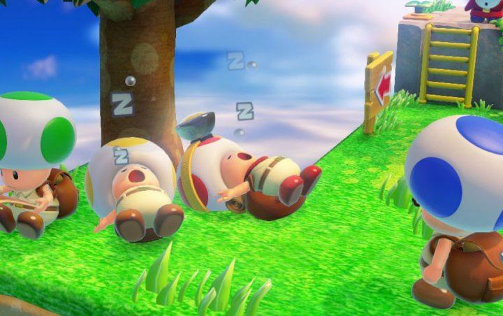 Foto de Super Mario 3D World: Niveles de Captain Toad podrán jugarse en coop