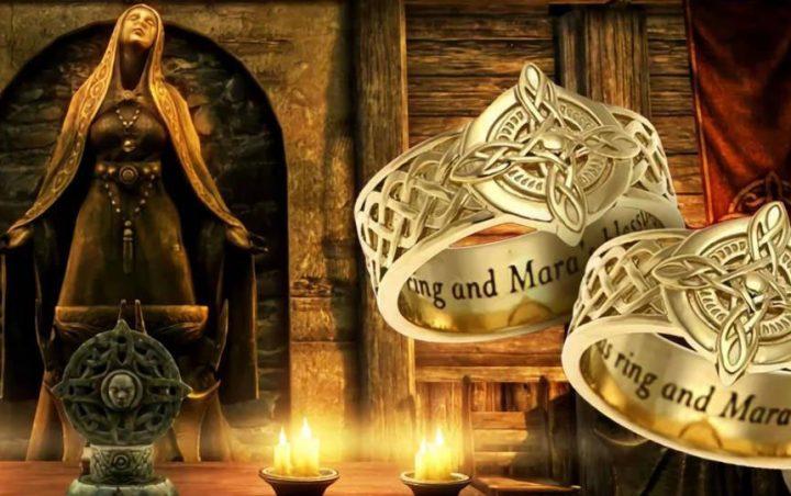 Foto de Bethesda hace anillos de boda de The Elder Scrolls