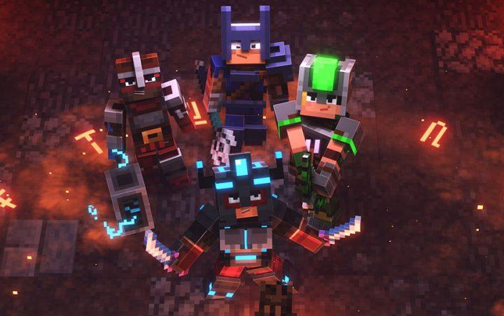 Foto de Minecraft Dungeons tendrá su propia maquina de Arcade