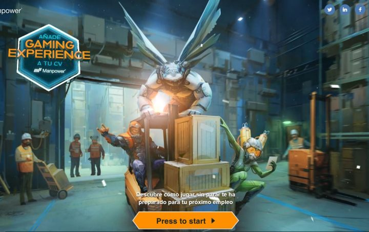 Foto de Añade gaming experience a tu CV