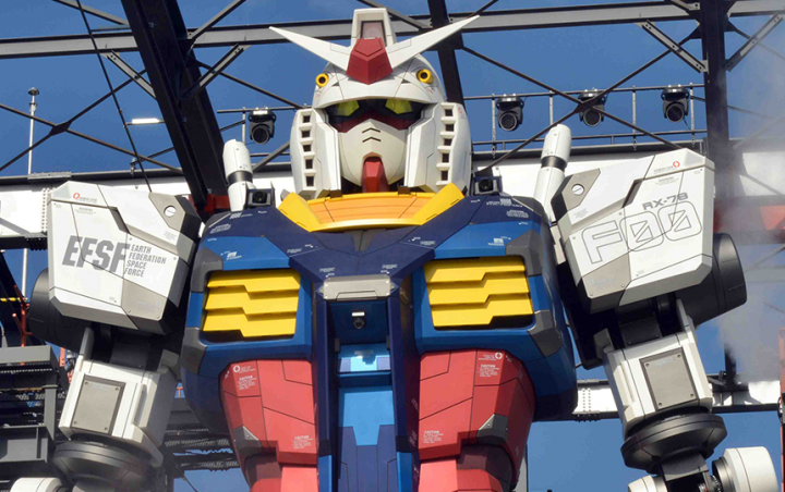 Foto de Netflix anuncia película live-action de Gundam