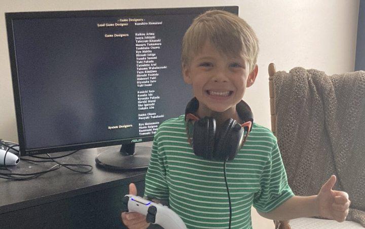 Foto de Bloodborne: Niño de 5 años acaba el videojuego