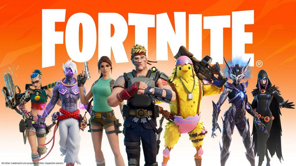 fortnite jonesy battle royale lara croft epic games apple mac ios