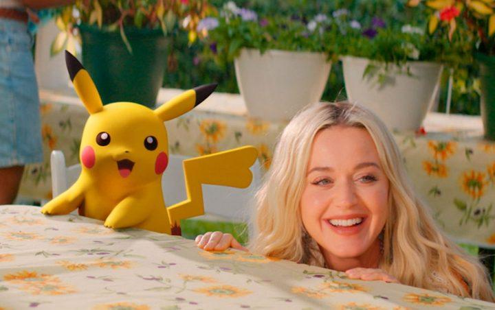 Foto de Katy Perry estrena Electric por el 25 aniversario de Pokémon
