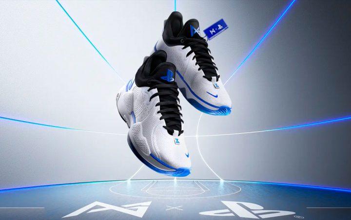 Foto de PlayStation lanza zapatillas de PS5 diseñadas por Paul George