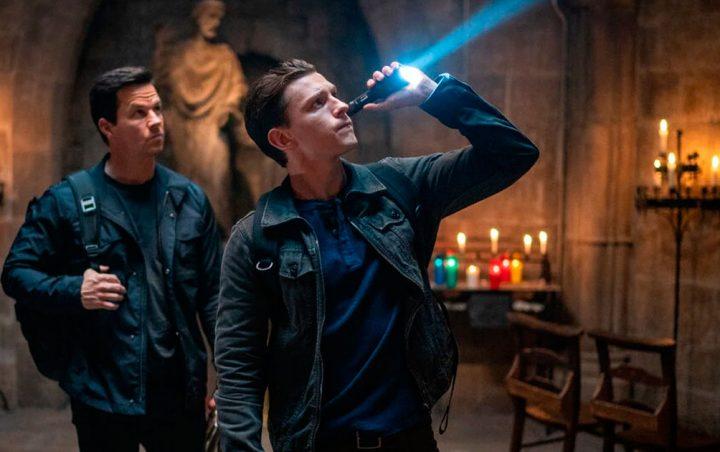 Foto de Se revela imagen de Uncharted con Tom Holland y Mark Wahlberg