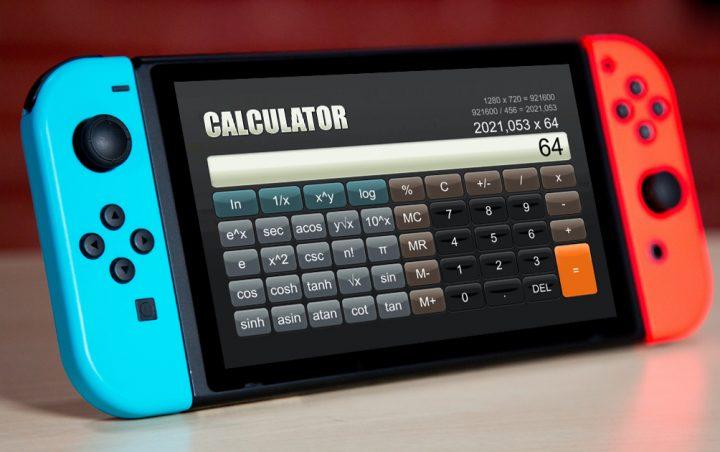 Foto de Calculadora de Nintendo Switch obtiene 9 puntos en Metacritic