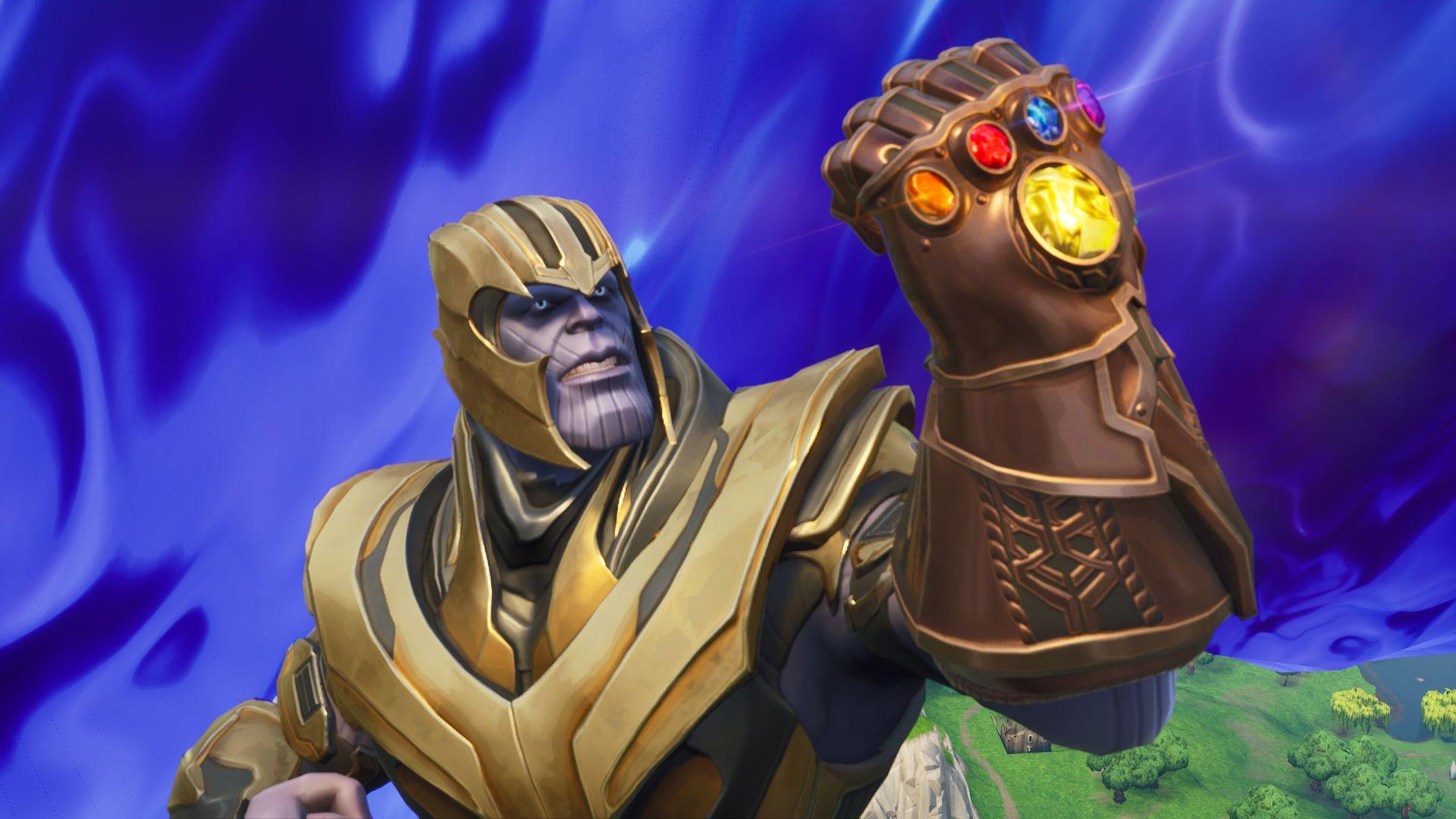 Thanos Fortnite Emots Thanos Vuelve A Fortnite Power Gaming Network