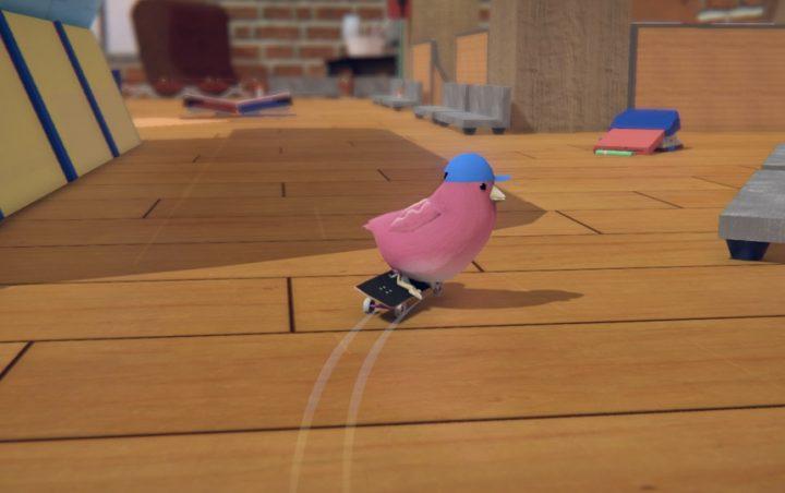Foto de SkateBIRD llegará este agosto para Nintendo Switch, Xbox Series X/S y PC