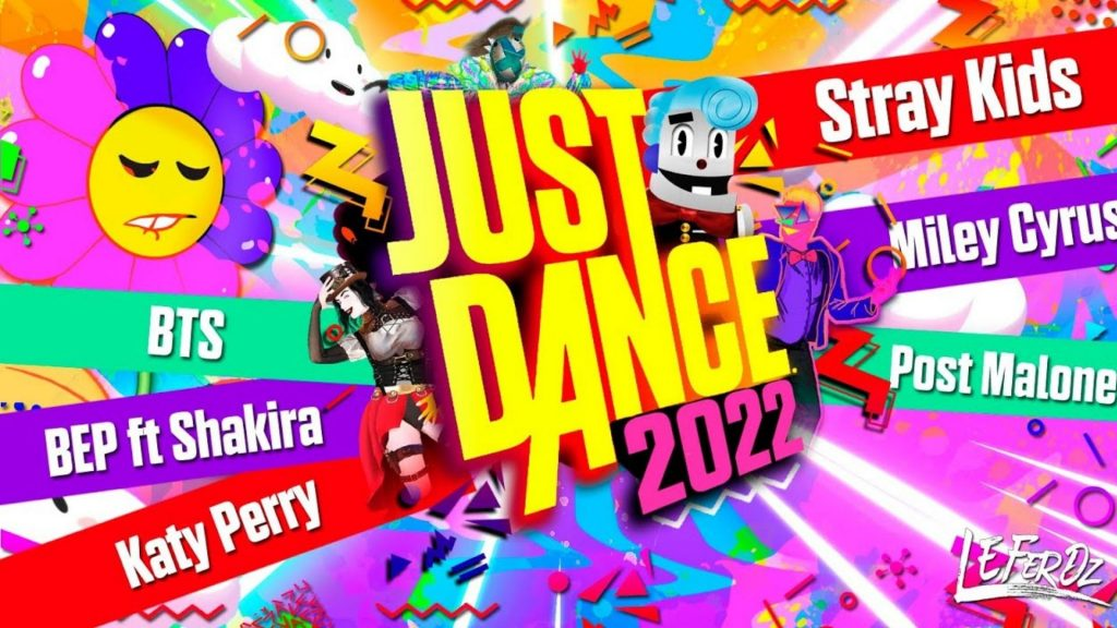 just dance 2022 ubisoft forward