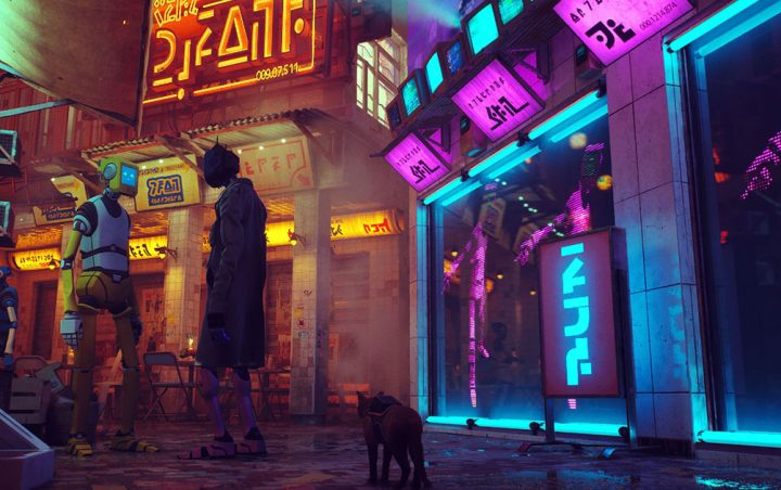 Foto de STRAY muestra gameplay y revela fecha de estreno para el 2022