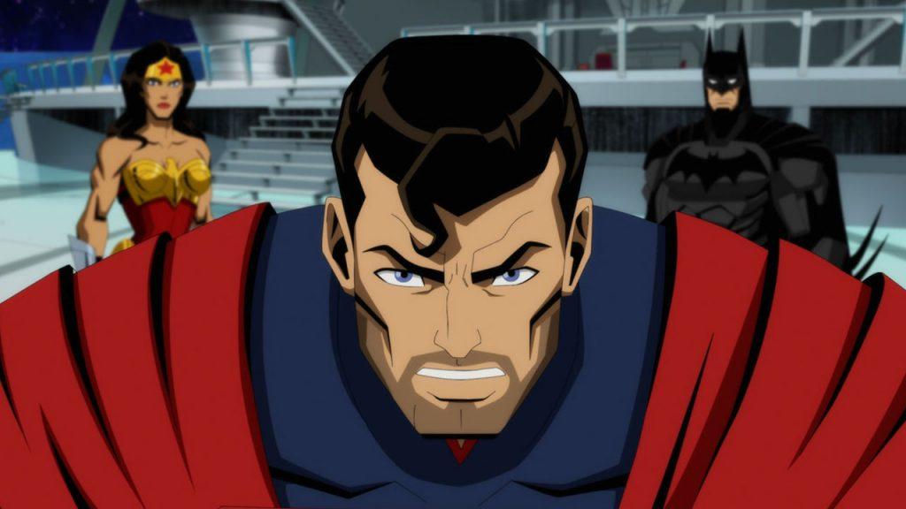 superman injustice gods among us batman wonder woman