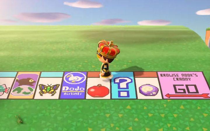 Foto de Animal Crossing: New Horizons: Recrean monopolio temático