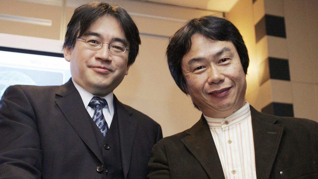 iwata shigeru miyamoto