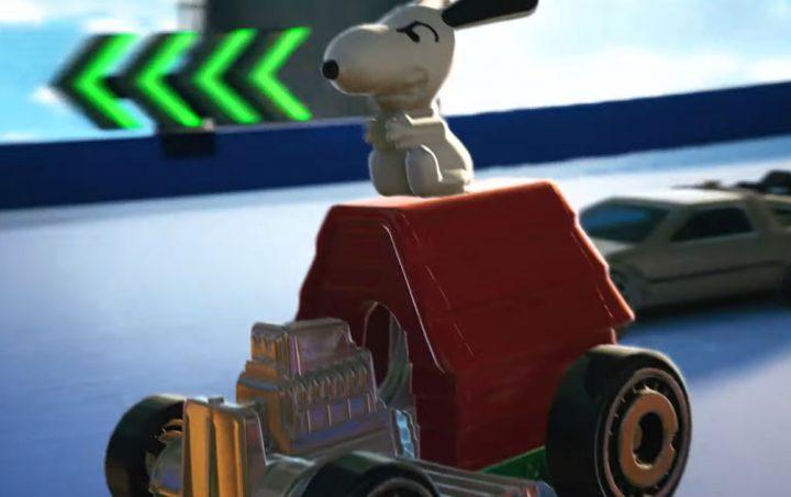 Foto de Hot Wheels Unleashed tendrá al DeLorean, Batimóvil y Snoopy