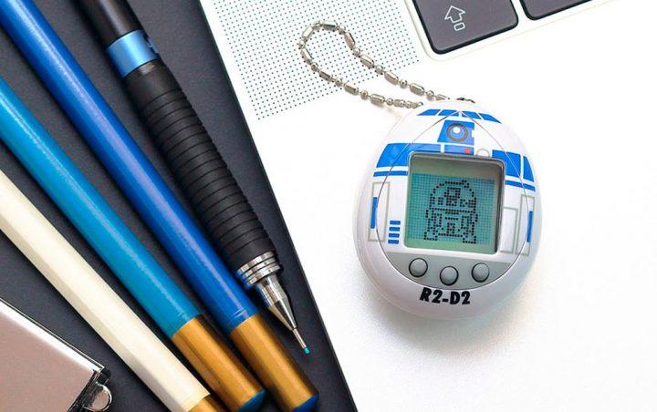 Foto de Star Wars revela nuevo Tamagotchi de R2-D2