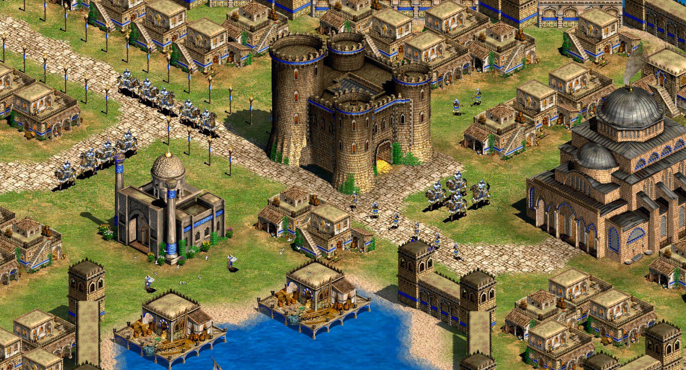 Age of Empires 2 HD Age of Kings