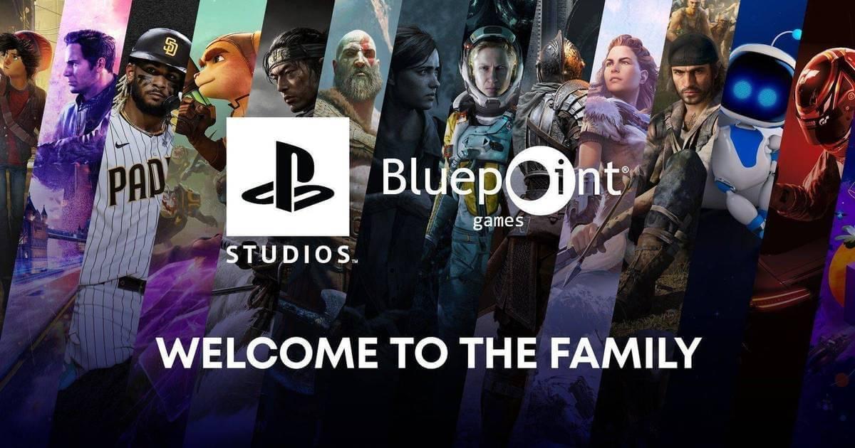 Bluepoint Games SONY PlayStation Studios Compra
