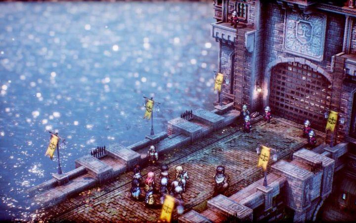 Foto de Triangle Strategy: nuevo RPG de Square Enix