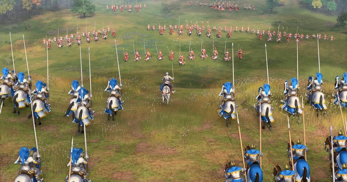 Age of Empires IV Beta Abierta