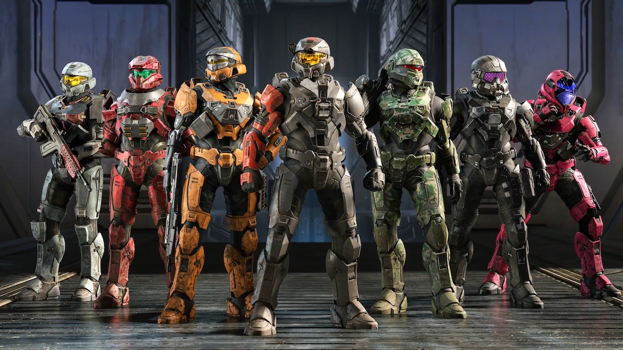 Halo Infinite Multiplayer Colores