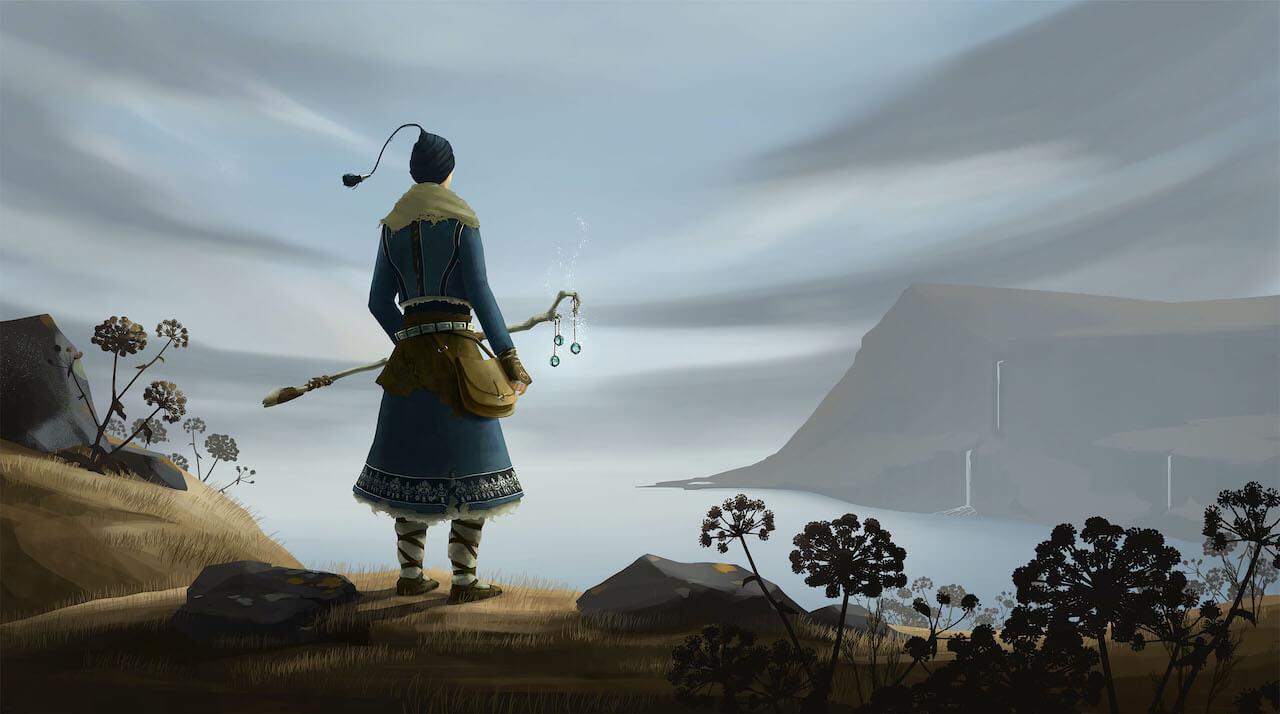 Island of Winds Islandés Mitología