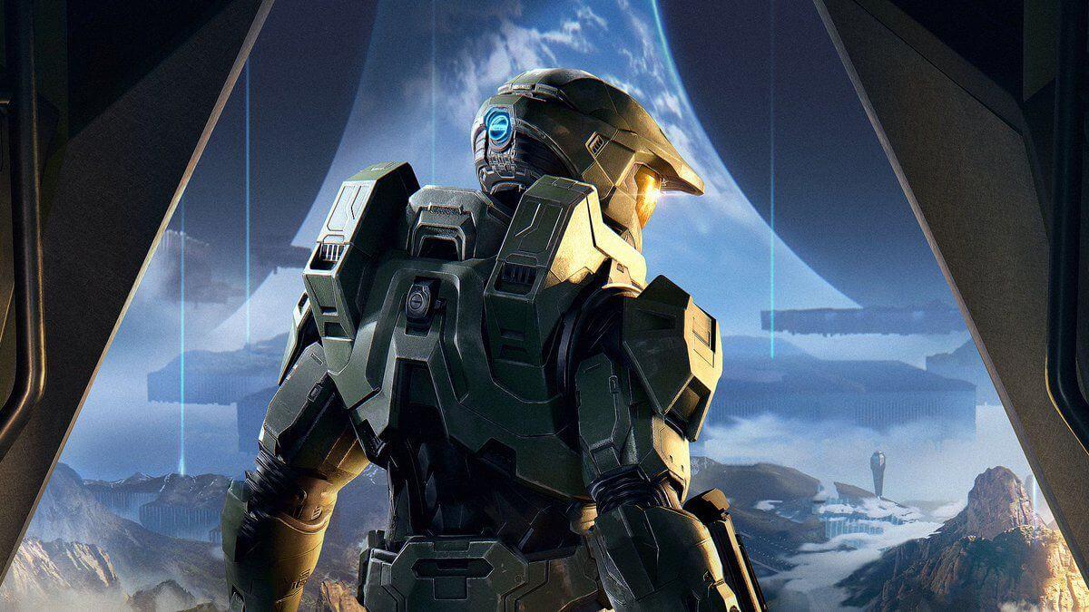 Halo Infinite Masterchief