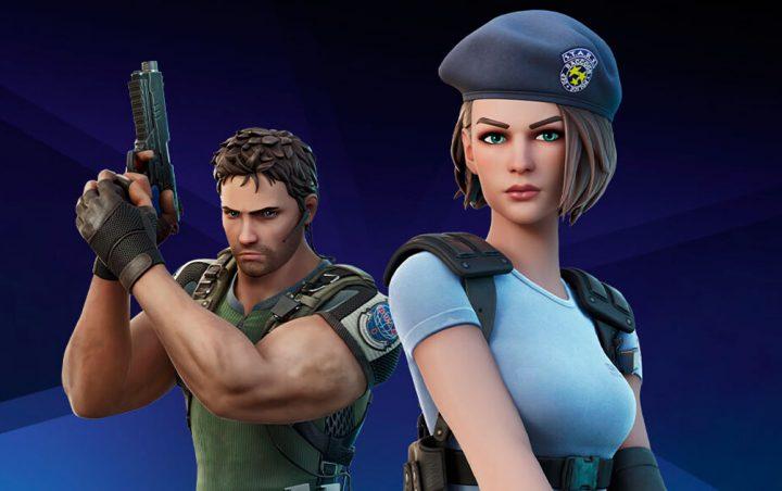 Foto de Fortnite lanza skins de Resident Evil