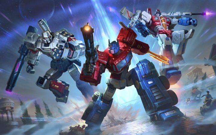 Foto de Smite tendrá colaboración con Transformers