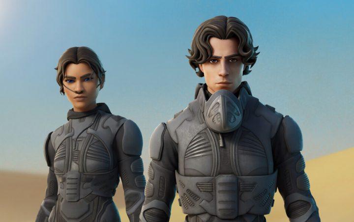 Foto de Fortnite tendrá colaboración con Dune