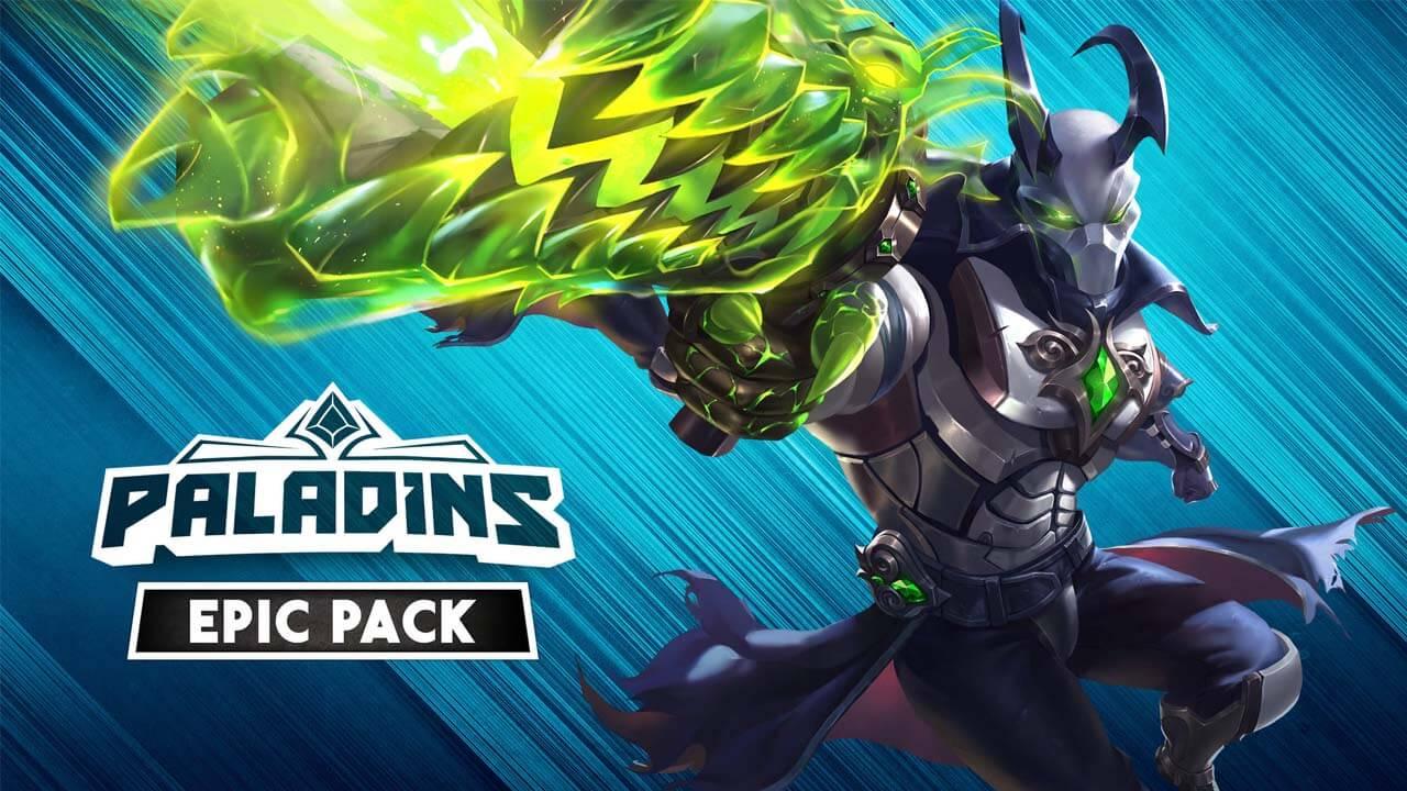 Paladins Epic Pack Personajes Skins