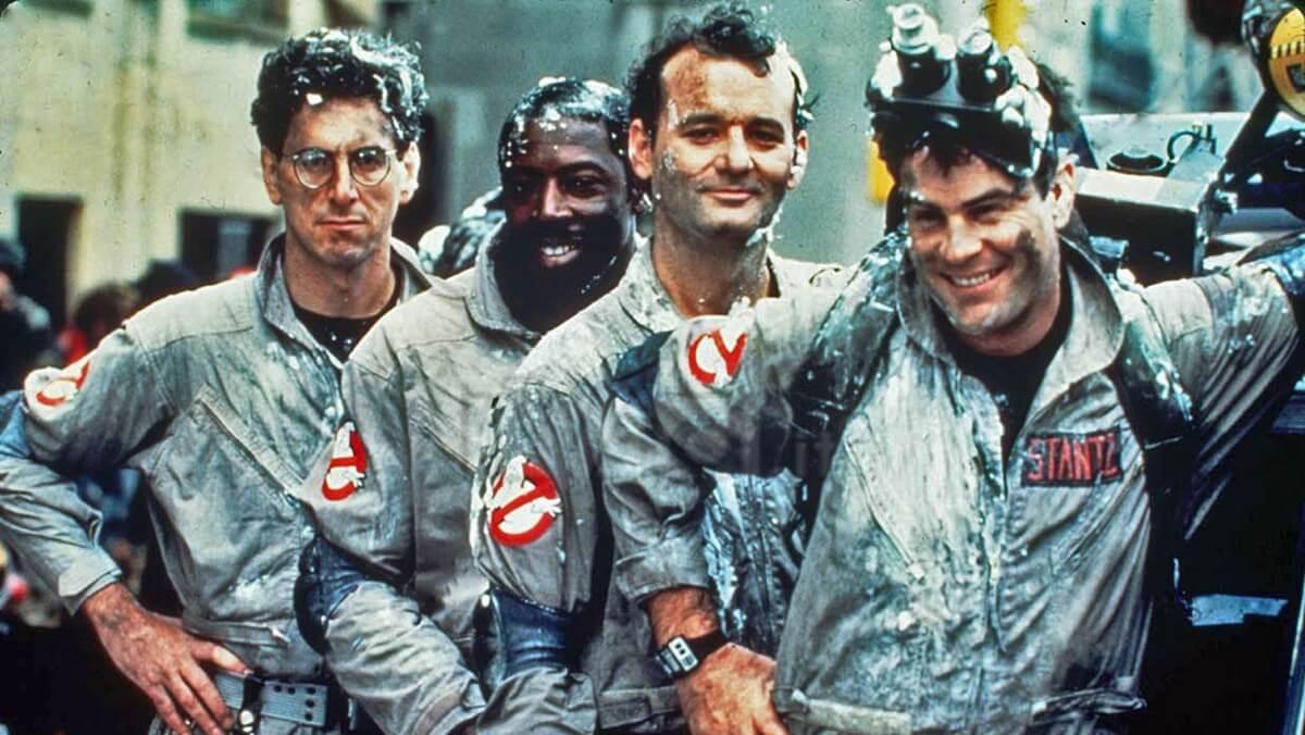 Ghostbusters Actores Película
