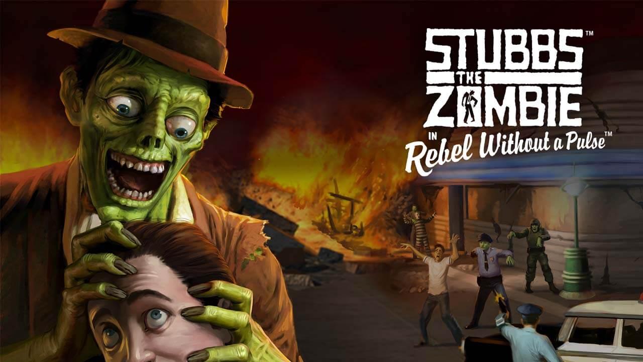 Epic Games Stubbs Zombie